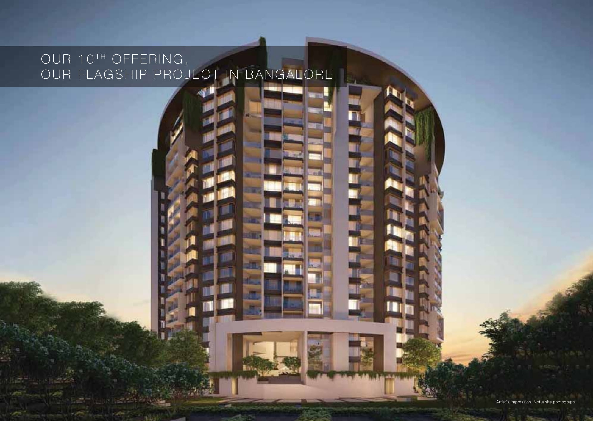 Godrej Reflections Apartments in Sarjapur Road Bangalore